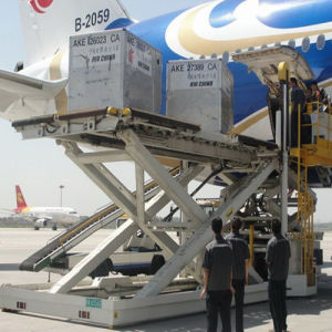 EXW Logistics Service From China to Sao Tome and Principe