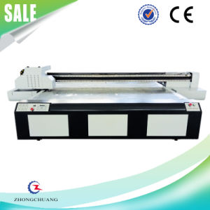 Colorful Printing UV Flatbed Printer for Leather \ Panel\ Glass