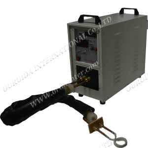 Induction Heating Machine + Flexible Connection Hf-25kw pictures & photos