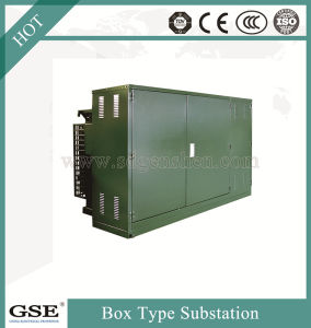 American Type Pedestal Pad-Mounted Transformer/ Substatbion pictures & photos
