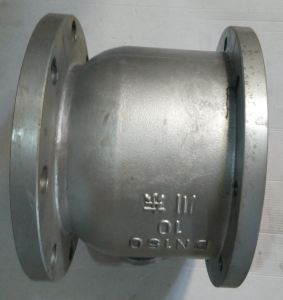 Special Size Big Aluminum Ball Valve pictures & photos