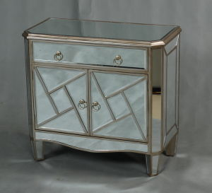 Mirrored Chests with Modern Style USA Market