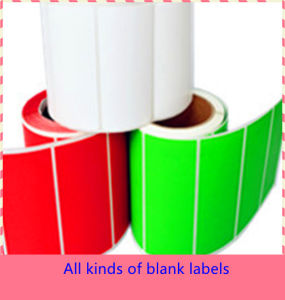 All Kinds of Adhesive Labels, Manufacturers pictures & photos