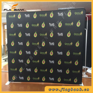 Straight Pop up Portable Displays Banner for Trade Show pictures & photos