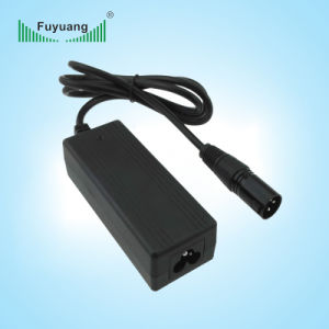 Universal External Laptop Li-ion Battery Charger 29.4V 2A pictures & photos