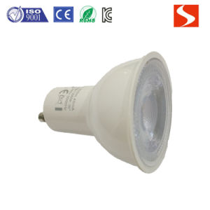 LED GU10 Dimmable 230V 5.5W White Scob36 pictures & photos