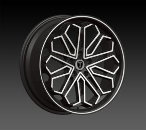 High Performance Big Size Borghini Alloy Wheel Rims pictures & photos