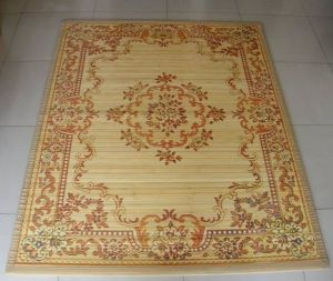 Bamboo Persian Rugs Hand Knotted Traditional