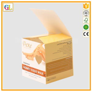 Body Care Cosmetic Packaging Box Printing with Die Cut Window pictures & photos