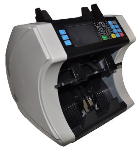 1.5 Pocket Banknote Sorter for Multi-Currency Value Counting