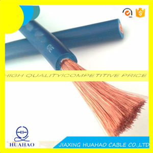 Double Insulation Copper Cindcutor Welding Cable pictures & photos