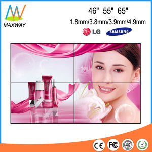46 Inch LCD Video Wall Display with LG/Samsung Screen with Controller ((MW-463VAD) pictures & photos