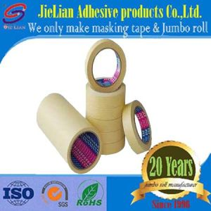 Automotive Adhesive Masking Tape From Chinese Supplier pictures & photos