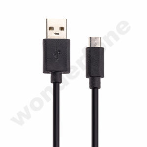 Hot Sale Black Anker USB Charging Cable pictures & photos