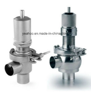 Stainless Steel Sanitary Safety Valve