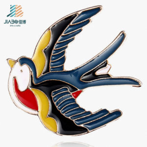 Factory Soft Enamel Metal Wholesale Custom Pin Badge pictures & photos