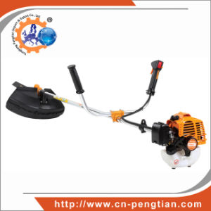 Professional Garden Trimmer 25.4cc Gasoline Brush Cutter with 3t Metal Blade pictures & photos