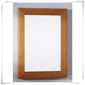 Decorative Bamboo Bathroom Mirror Frame pictures & photos