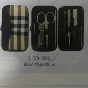 Popular Beauty Manicure Set/ Nail Care Set with Lower Cost pictures & photos