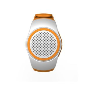 Wrist Watch Style Mini-Bluetooth Wireless Portable Speaker pictures & photos
