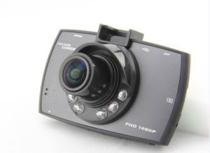 High Definition 1080P Gun Color/ Gold/Customize 2.7′′tft Night Vision Digital Video Car DVR Camera