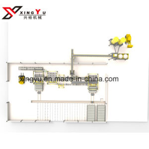 Precast Compound Wall Panel Making Production Line