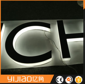Yijiao LED Sign Backlit Letters pictures & photos