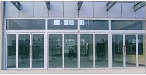 Flat Clear Toughened Door Glass with Ce Certification
