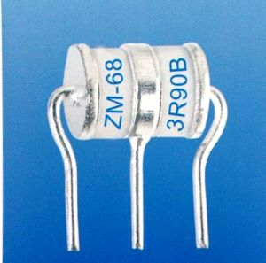 90V 3-Pole Gas Discharge Tube