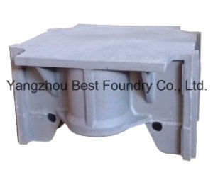 Ductile Iron Casting Sliding Block for Forging Machine Tool