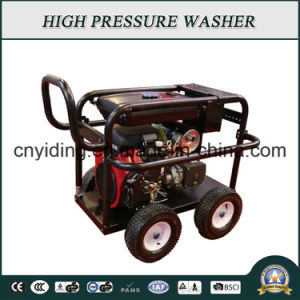 350bar Gearbox Pump Industrial Heavy Duty High Pressure Washer (HPW-QK3521) pictures & photos