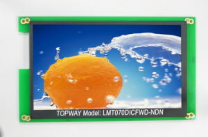 "800X480 7"" TFT LCD Module WVGA LCD Display (LMT070DICFWD-NDA-2) with Touch Panel pictures & photos"