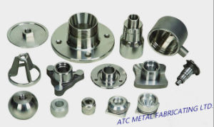 Custom Precision Machining, CNC Machining Aluminium Parts (ATC137) pictures & photos
