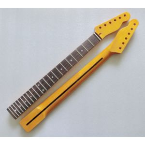 Gloss Finished Tele Guitar Neck Replacement 22 Fret Electric Guitar pictures & photos