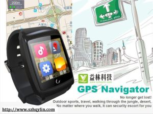 2015 Bluetooth GPS Fashion Smart Watch-New Family Gift