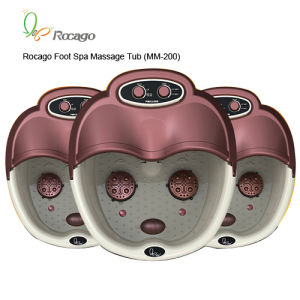 Foot SPA Machine, Electric Foot Massager pictures & photos