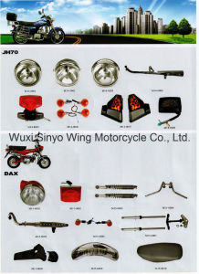 High Quality Low Price Spare Parts pictures & photos