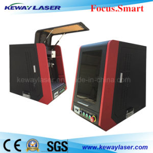 Full Enclosed Ipg Fiber Laser Marking Machine pictures & photos