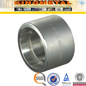 ASTM A182 304 Stainless Steel Pipe Fittings Half Couplings pictures & photos