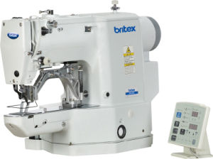 Br-430g -1/2/3/7 Direct Drive Lockstitch Electronic Tacking Sewing Machine pictures & photos
