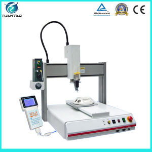 Fully Automatic Glue Dispensing Machine for Electric Products pictures & photos
