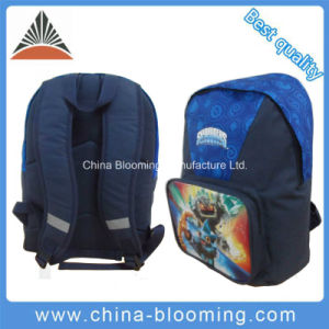 Boy Polyester Cartoon Student Backpack Back to School Bag pictures & photos