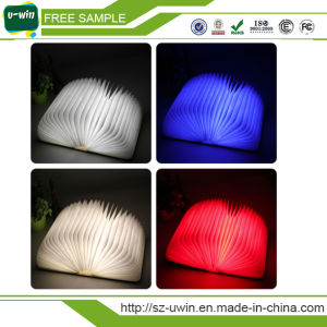 USB Light Outdoor Light Book Shape Light pictures & photos