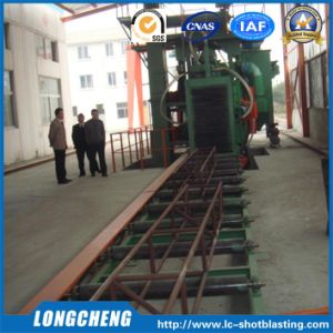 Shot Blasting Machine for Steel Structure Fabrication