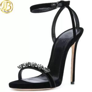 China Women Fashion Heel Shoes High