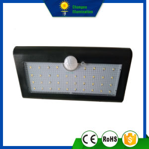4W LED Sensor Solar Wall Light