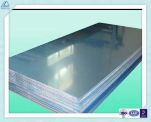 1050 Cc Cold Rolled Aluminum/Aluminium Plate for Roofing/Wall Cladding