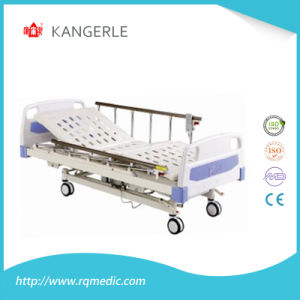 Linak Motor (CE, ISO) Three-Function Electric Medical Bed