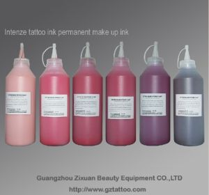 Kilo Bottle OEM Tattoo Pigment Ink (ZX-1021) pictures & photos