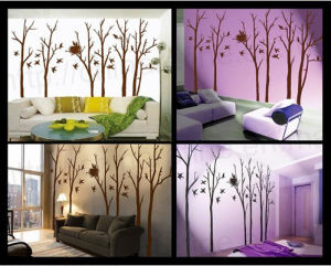Wall Decals Stickers (WS006)